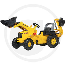 Rolly Toys New Holland Construction