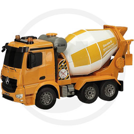 1:20 Mercedes Benz Arocs Betoniarka Double Eagle