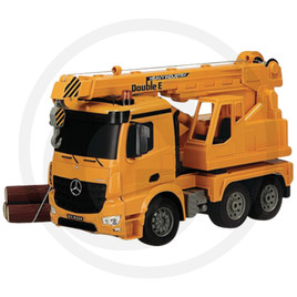 1:20 Mercedes Benz Arocs Dźwig Double Eagle